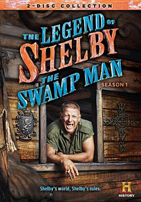 LEGEND OF SHELBY THE SWAMP MAN:SEASON (DVD)
