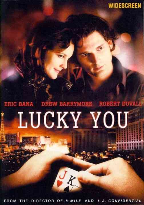 LUCKY YOU BY BARRYMORE,DREW (DVD)